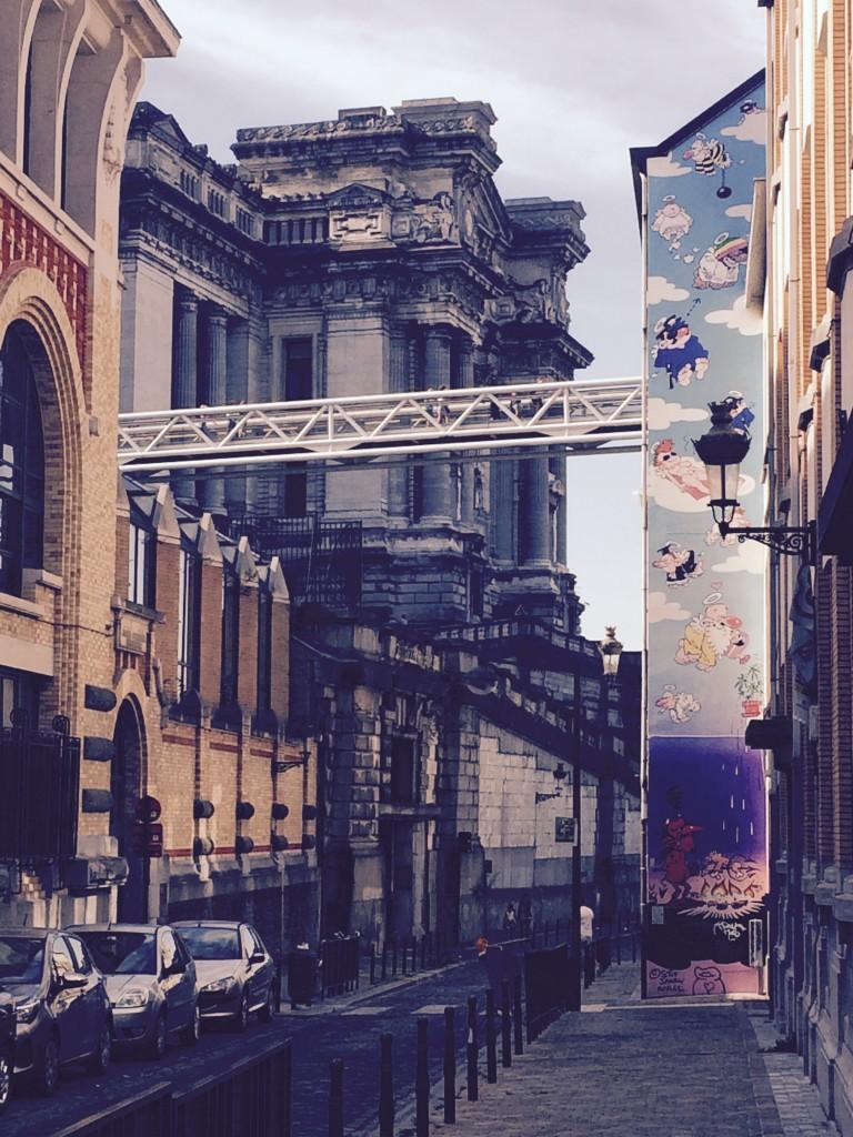 Brüssel: Stadt mit Charme & Humor